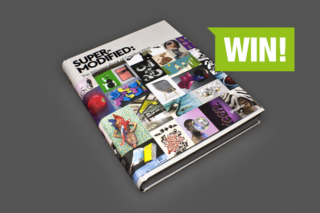 Super Modified: The Behance Book of Creative Work