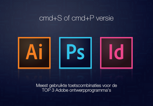 Adobe toetscombinaties